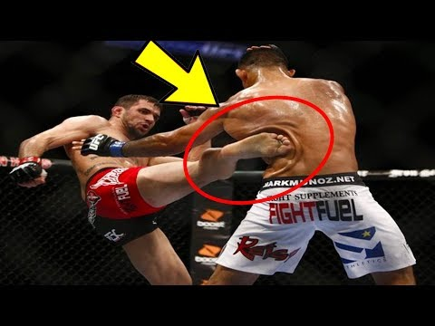 27 Kicks in MMA That Will Never Be Forgotten