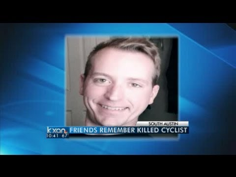 Cyclist killed by drunk driver