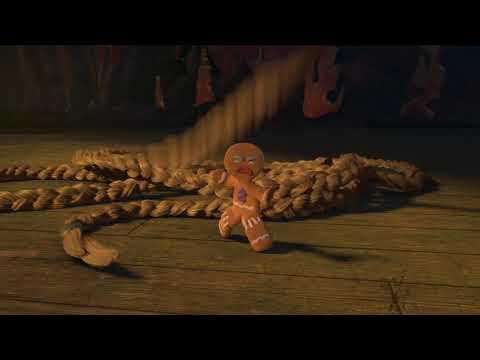 Shrek The Third (2007) - Rapunzel's Defeat (ALL OVER THE WORLD)