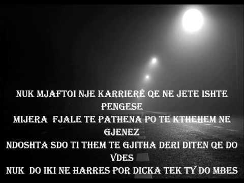 ZERO ft. EDB MBRETI RRUGES - GJITHE FJALET QE SI THASHE (2015)