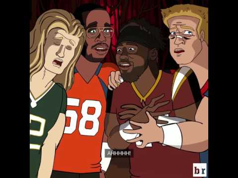 Gridiron Heights, Episode 7: A Rookie Monster Has Players Scared in Town