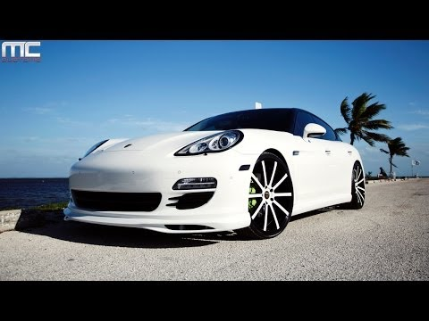 MC Customs Porsche Panamera 4S