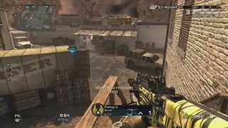 My team Vindictive Gaming playing warhawk blitz with 3 of my teammates. sorry i forgot to make it so you could hear them too.