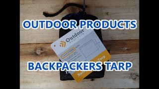 This video review is geared more for the entry level hiker/backpacker, or budget minded person assembling their gear but this has been a great piece of equipment over the years that has been used a lot so I thought I would pass my thoughts along on it. I've seen other comments saying they have pulled the grommets out of it, but when I was a young man I pulled the bumper half way off a 1965 Ford pickup too ! Maybe unnecessary force. LOL     Free Music Archive: http://freemusicarchive.org/music/Evan_Schaeffer/More details at http://www.EvanSchaefferMusic.com