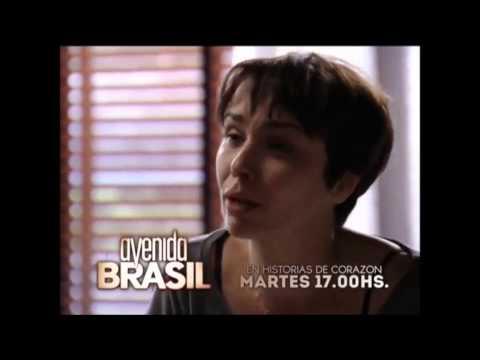 Promo Avenida Brasil - Capítulo 87 (15-04-2014)-Telefe HD (Argentina)