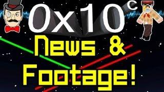 0x10c News NEW FOOTAGE&Laser Guns!