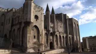Avignon France  city pictures gallery : Avignon, Provence, France complete movie