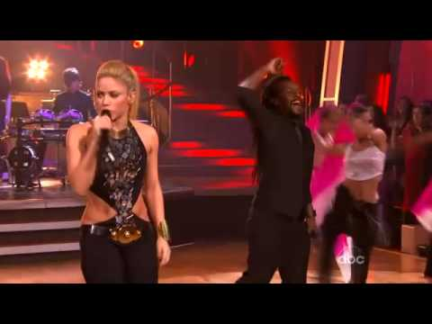 Pitbull Ft Shakira Get It Started Live Performance DWTS 2012 Dancing With The Stars I Dare You Video