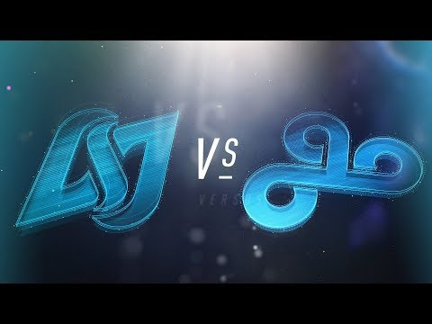 CLG vs C9 - NA LCS Week 1 Day 1 Match Highlights (Spring 2018)