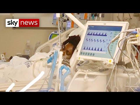 US coronavirus deaths hit 100,000 as black communities are hit hard