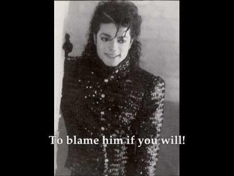 Tekst piosenki Michael Jackson - Tabloid Junkie po polsku