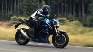 10. NOVA SUZUKI GSX-750 2016 - ALIEN MOTORS
