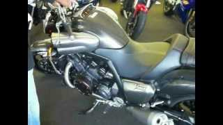 10. Yamaha Vmax Walkaround Showing LED Dash Some Crazy Technology For Sale