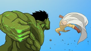 Video HULK Vs. SAITAMA Animation (Full Version) -Taming The Beast MP3, 3GP, MP4, WEBM, AVI, FLV Juni 2019