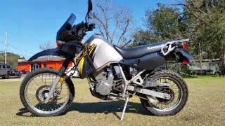 7. 2007 Kawasaki KLR 650