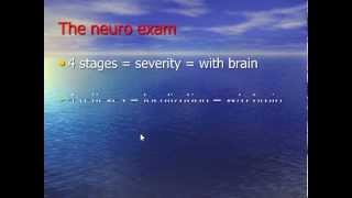 The 5 Minute Neurologic Exam