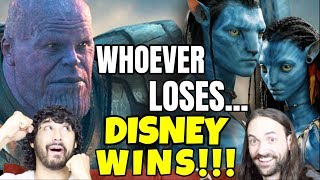 Will AVENGERS: ENDGAME Lose Box Office Record To AVATAR?! by The Reel Rejects