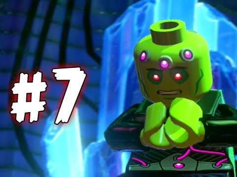 LEGO BATMAN 3 - BEYOND GOTHAM - PART 7 - THE BIG GRAPPLE! (HD)