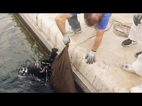 Ευρωπαϊκές πρωτοβουλίες για τον καθαρισμό των ακτών και των λιμανιών…