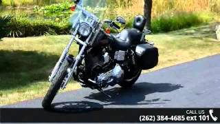 6. 2004 Harley-Davidson FXDL - Dyna Glide Low Rider  - Actio...