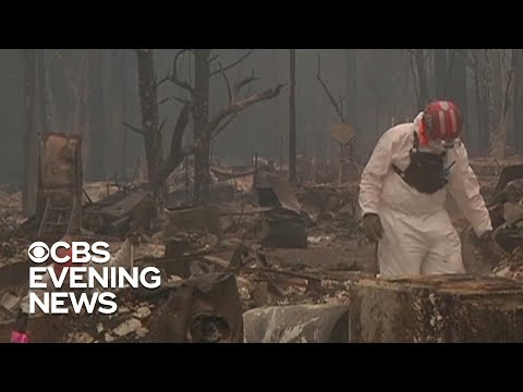 Death toll rises in wildfire that swept Paradise, California