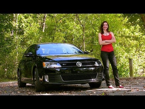 Volkswagen Jetta - 2012 VW Jetta GLI Test Drive & Car Review Host: Elizabeth Kreft Get prices, pictures, specs and a downloadable window sticker at RoadflyTV.com.