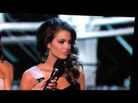 Miss Alabama on NSA Prism Scandal_Breaking news