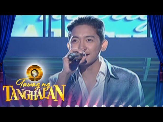 Tawag Ng Tanghalan John Neil it s showtime online melindy s on joining tawag ng tanghalan#