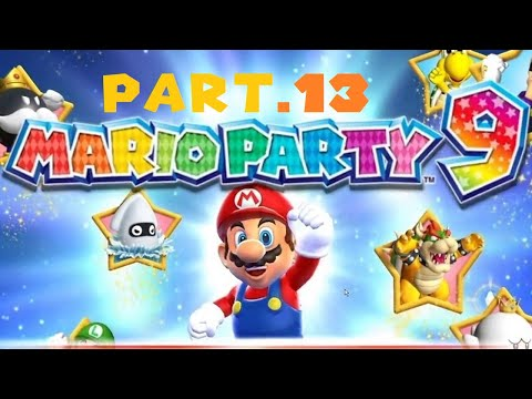 Mario Party 9 Solo Walkthrough Part 13