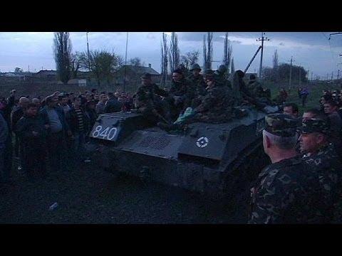 "Ukraine : l'opération ""anti-terroriste"" a tourné court"