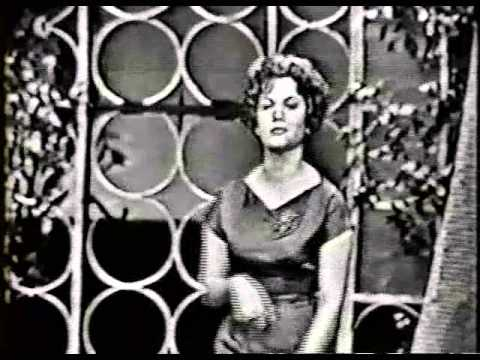 Connie Francis On Tv: Lipstick On Your Collar (1959)