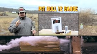 """In this video, we examine the practicality of the 12 gauge Pitbull ammo. What do you think? ** You can now support I'm with Chaos by visiting http://Patreon.com/ImwithChaos **-------------------------------------------------------------------------------------Check out ImwithChaos.com for more reviews and videos!I'm with Chaos is all about bringing you the most unbiased gun and gear reviews possible. I am a gun geek to the core and I love everything from machine guns to hunting shotguns to ammunition to accessories. Sharing as much knowledge as I can is the primary objective. If you aren't having fun while shooting, you aren't doing it right! Prepare to sit back and enjoy the show. ----------------------------------------------------------------------------------------Please Like, Share and Subscribe to get updates and see videos as soon as they come out! You can also find me on:Facebook.com/Chaos311ClarityInstagram: @Chaos311ClarityTwitter: @Chaos311ClarityMusic: """"Noise Attack"""" Kevin MacLeod (incompetech.com)Licensed under Creative Commons: By Attribution 3.0http://creativecommons.org/licenses/by/3.0/"""