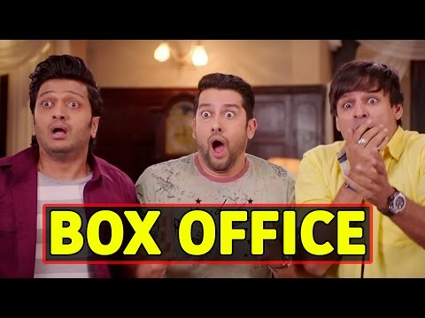 Box Office: Vivek Oberoi And Riteish Deshmukh's