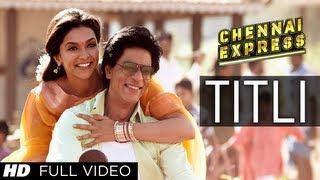 Nonton Titli Chennai Express Full Video Song   Shahrukh Khan  Deepika Padukone Film Subtitle Indonesia Streaming Movie Download