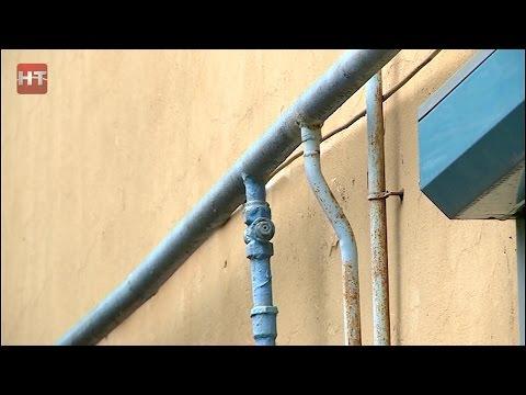 Сотрудники «Газпром газораспределение» провели отключение от газоснабжения двух многоквартирных домов