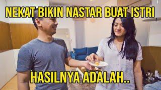 Download Video NEKAT BIKIN KUE BUAT ISTRI! HASILNYA ADALAH.. MP3 3GP MP4