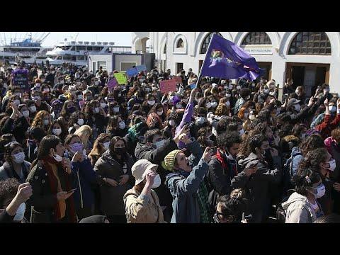 Turquie : nouvelle mobilisation pour les droits des femmes