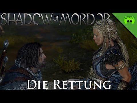 MORDORS SCHATTEN # 32 - Die Rettung «» Let's Play Mittelerde Mordors Schatten | HD