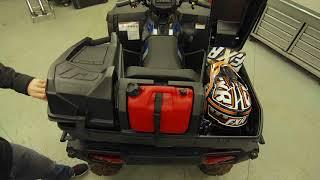 8. Kimpex ATV NOMAD Trunk