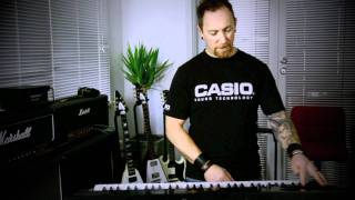 CASIO CTK-7000&WK-7500 WORKSTATION KEYBOARD