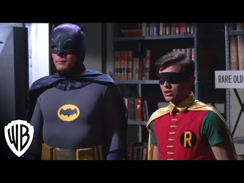"television series - Warner Bros. Home Entertainment releases new clip from ""Batman: The Complete Television Series"". Warner Bros. Home Entertainment is proud to begin posting ne..."