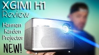 Xgimi H1 Review - Best 1080p Home Theater Projector 2017