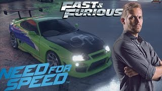 Nonton Fast & Furious Brian's Mitsubishi Eclipse PaintJob  ‹ NEED FOR SPEED 2015 › PS4 Film Subtitle Indonesia Streaming Movie Download