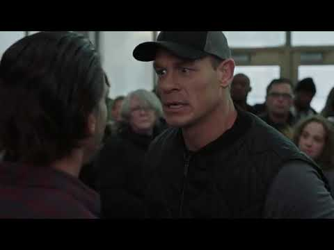 John Cena & Mark Wahlberg Comedy Secen