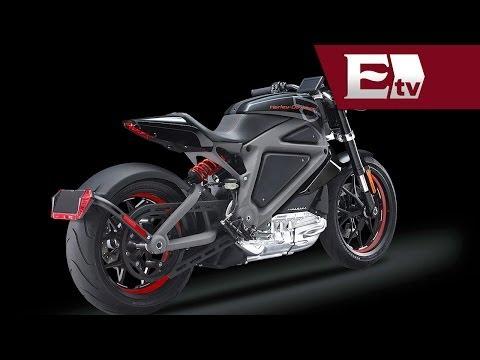 devela - Harley-Davidson devela su primera motocicleta eléctrica/ Hacker Paul Lara 20/06/14 Programa: Hackers&Bits. Conductor: Paul Lara. Horario: Lunes a Viernes:@15...