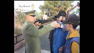 """"""" بشار / أيام إعلامية حول مركز تدريب الفرقة 40 """" المشاة الميكانيكية"""
