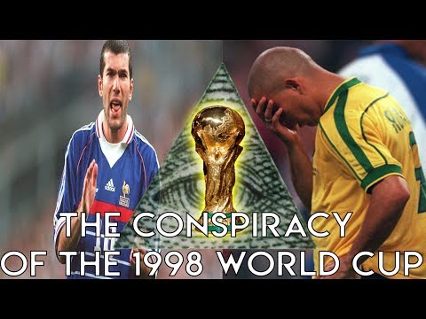 The CONSPIRACY Of The 1998 World Cup