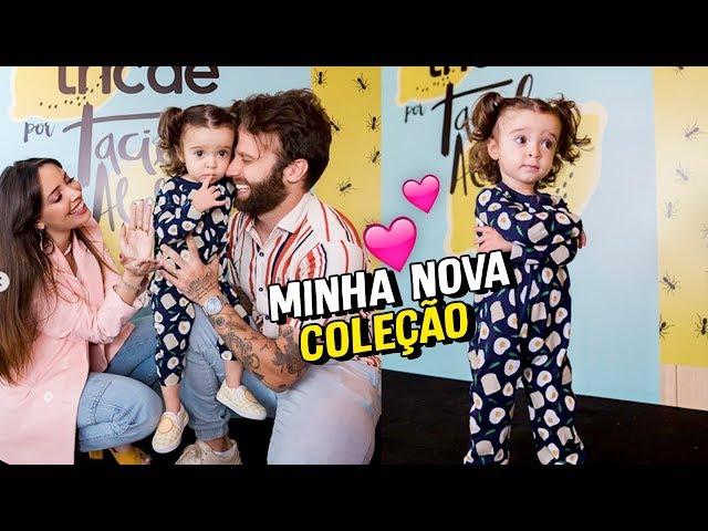 FESTA DA  MINHA NOVA COLEÇÃO - Taciele Alcolea
