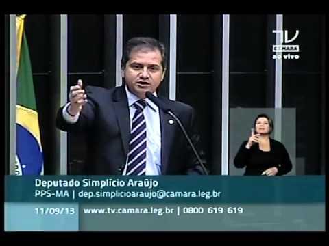 Simplício cobra votação da PEC dos Garimpeiros e do Judiciário