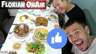 Video On mange 9 PLATS dans un RESTO VIETNAMIEN - VLOG #424 MP3, 3GP, MP4, WEBM, AVI, FLV Agustus 2017
